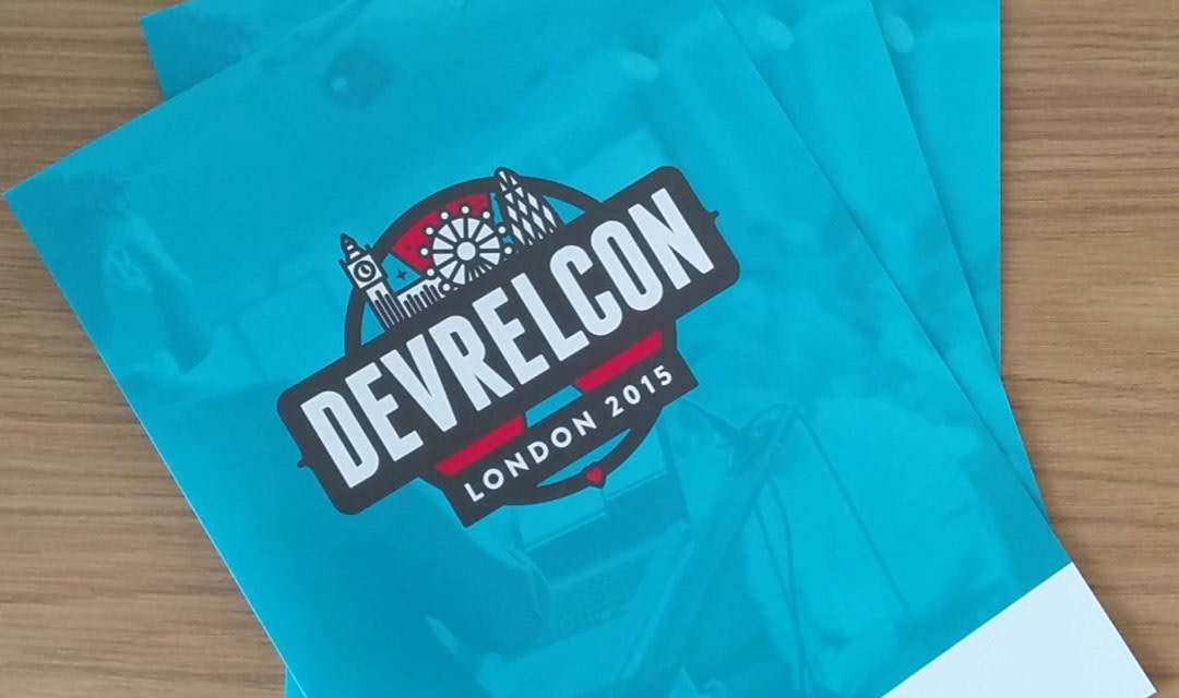 DevRelCon London 2015 programmes