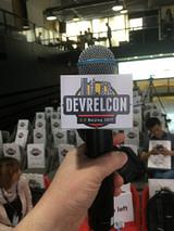 DevRelCon Beijing microphone