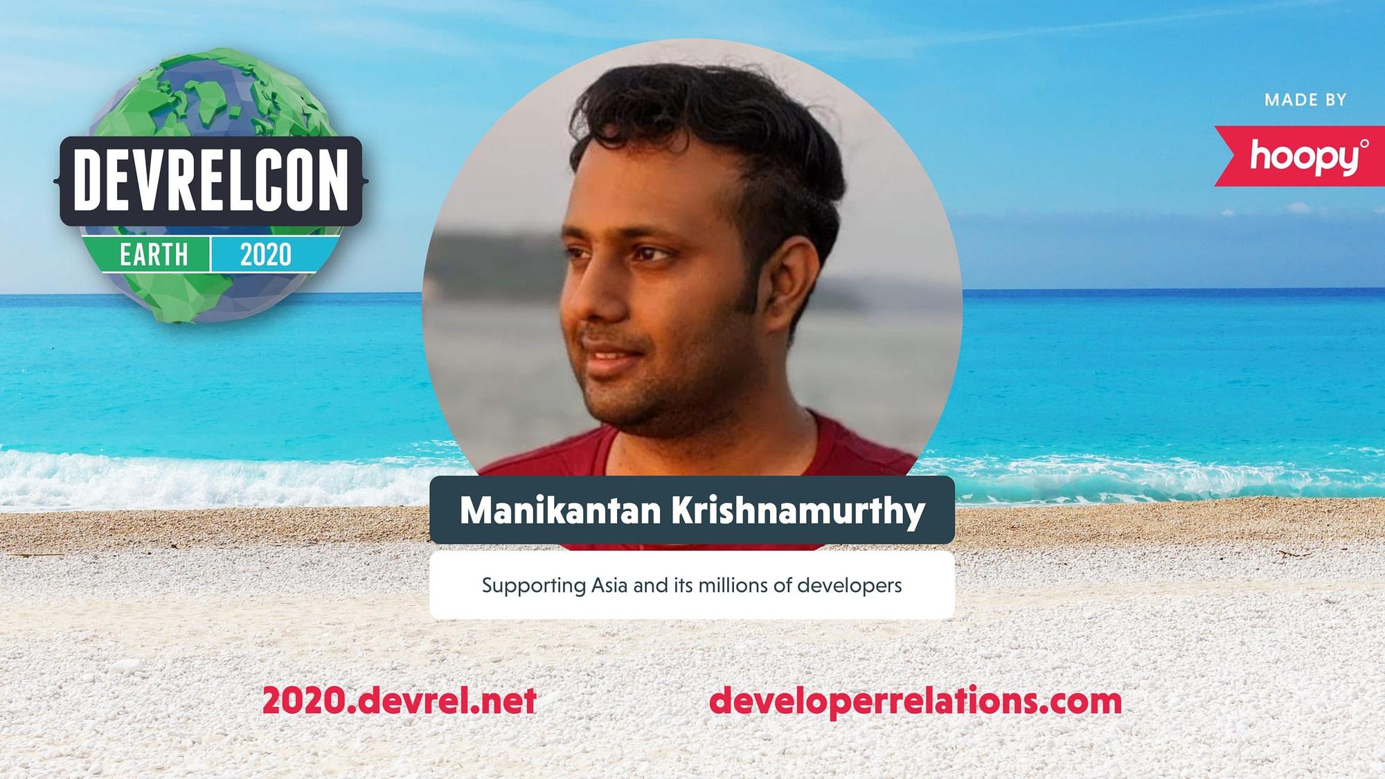 Manikantan Krishnamurthy
