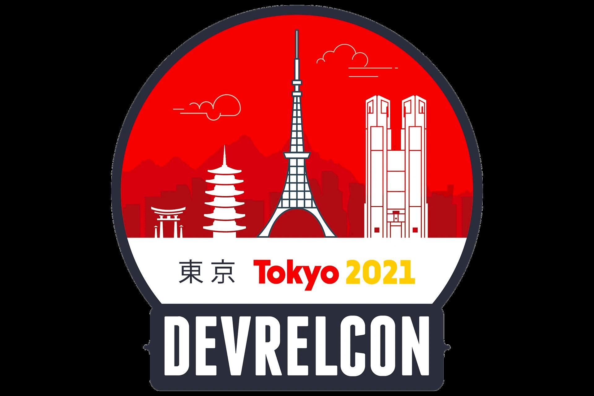 DevRelCon Tokyo 2021 logo