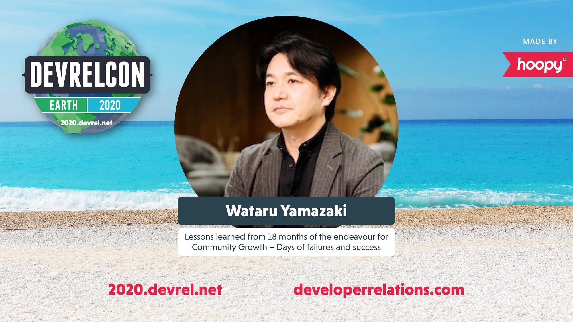 Wataru Yamazaki