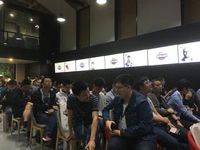 DevRelCon Beijing audience