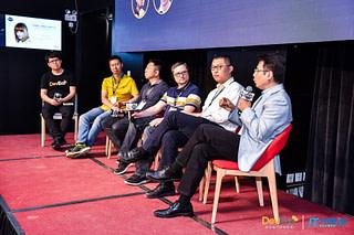 DevRelCon Beijing panel